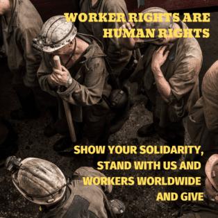 Ukraine, coal miners, Solidarity Center