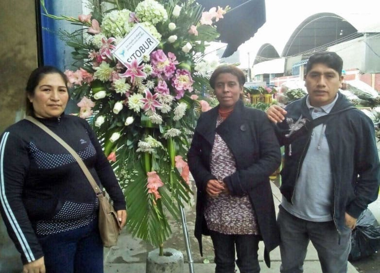 Peru, street cleaners, Solidarity Center, unions, human rights, occupational safety and health
