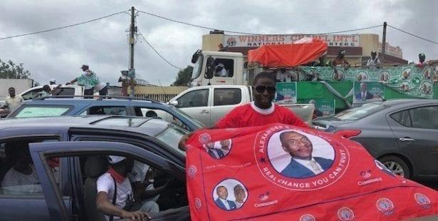 Liberia, elections, Solidarity Center