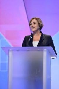 Shawna Bader-Blau, Solidarity Center , AFL-CIO
