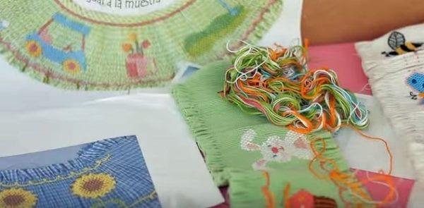 El Salvador, embroidery workers, Solidarity Center
