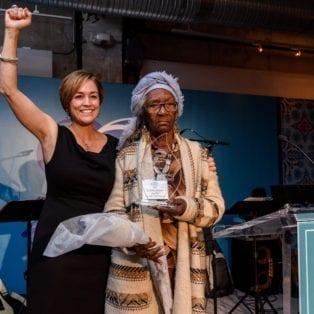Shawna Bader-Blau, Solidarity Center, human rights