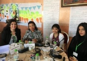gender equality, domestic workers, migrant workers, Solidarity Center