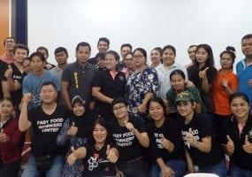 Thailand, KFC, Kentucky Fried Chicken, worker rights, Solidarity Center