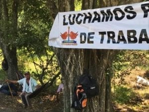 Colombia, strike, palm oil workers, Solidarity Center