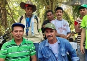 Colombia, Solidarity Center, palm oil workers, strike