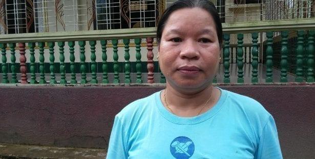 Myanmar, Burma, factory worker, unions, Solidarity Center