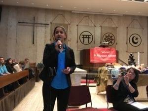 Solidarity Center, Nalishha Mehta, gender-based violence at work, migrant workers, CSW62