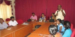 Sri Lanka, gender equality, unions, Solidarity Center
