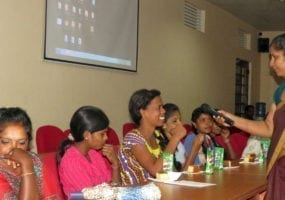 Sri Lanka, gender equality, unions, Solidarity Center