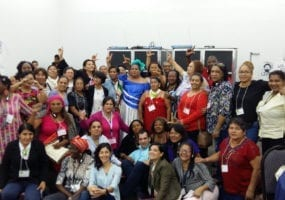 domestic workers, Americas, IDWF, Solidarity Center, gender equality, racial equality, worker rights