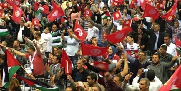 Tunisia, May Day, UGTT, Solidarity Center