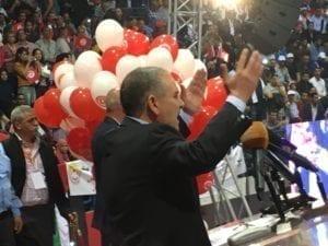 Tunisia, UGTT General Secretary Noureddine Taboubi, May Day, Solidarity Center