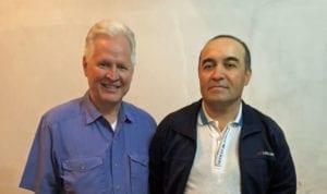 Uzbekistan, Solidarity Center, Fakhriddin Tillayev, human rights, forced labor, unions