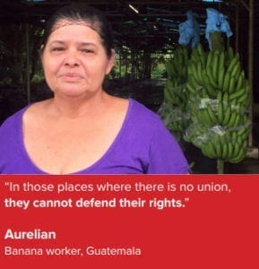 ITUC, Guatemala, worker rights, human rights, Solidarity Center