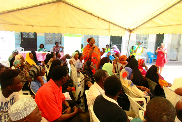 Solidarity Center, Kenya, Mombasa, domestic workers, migration, GCC, Gulf Countries