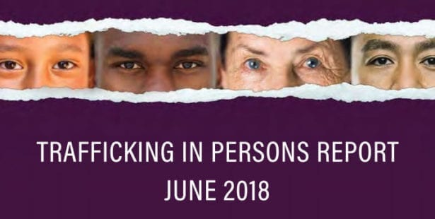 human trafficking, Trafficking in Persons report, forced labor, Solidarity Center
