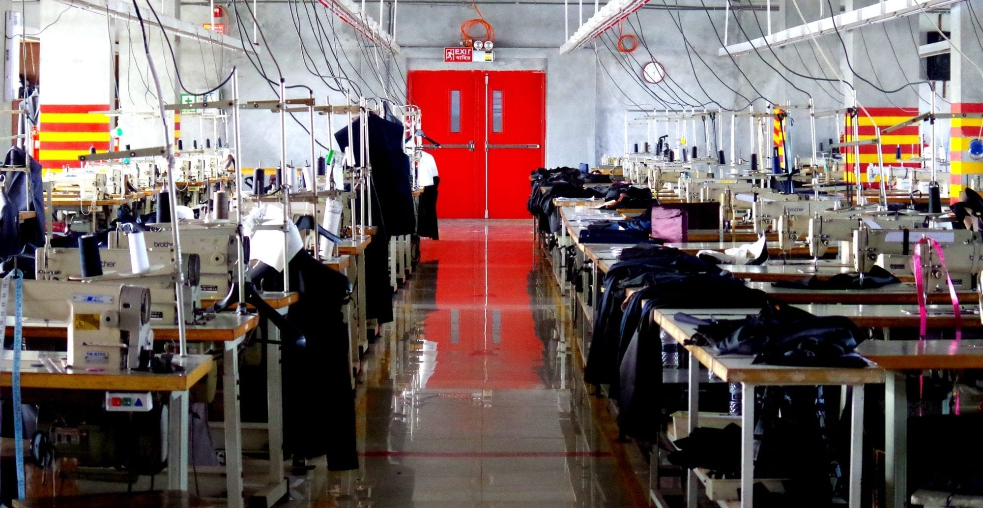 Invisible Work: Exploitation in the Global Garment Industry