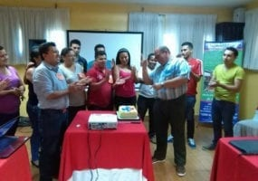 Solidarity Center, Costa Rica .VICTOR HUGO QUESADA ARCE