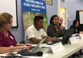 Solidarity Center, Farmworkers