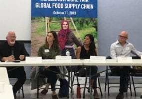 farm workers, Solidarity Center, sustainable food