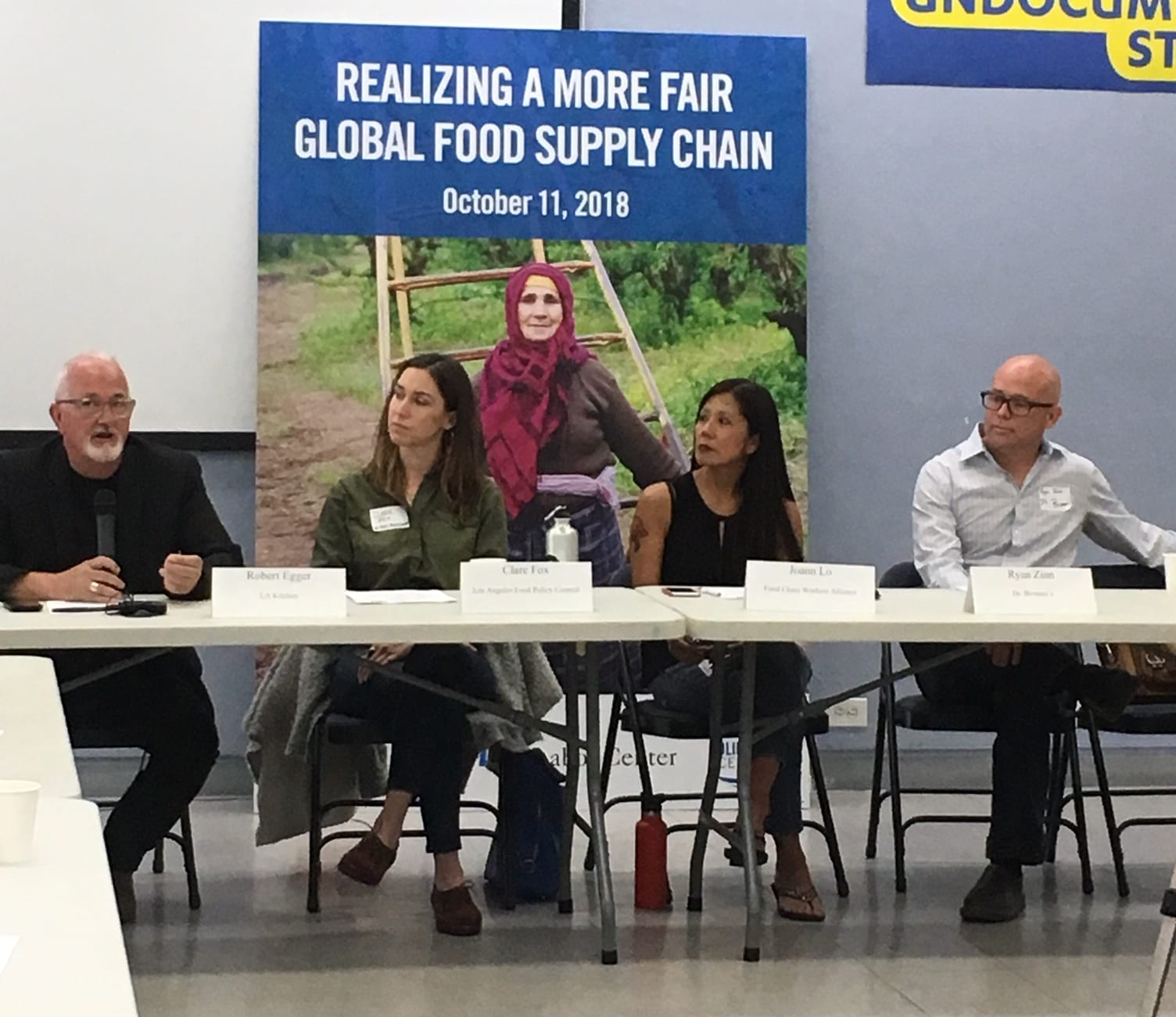 Reaching across Borders for Farmworker Rights