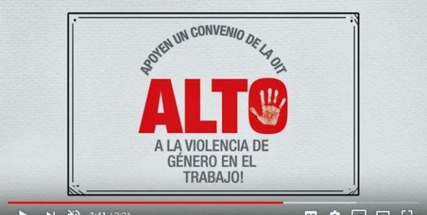 Gender-based violence, Espanol, Solidarity Center