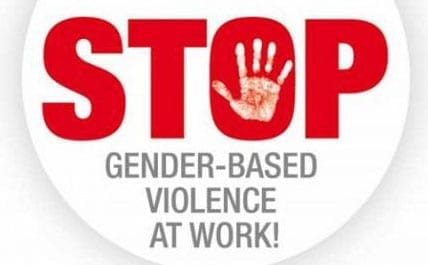 Gender-based violence at work, Solidarity Center