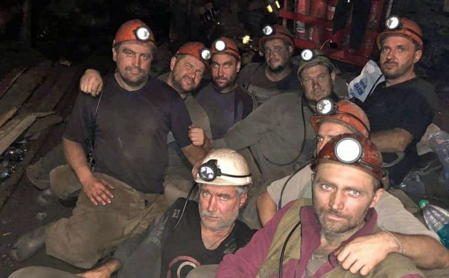 Protesting Ukraine Miners Owed Months of Back Wages