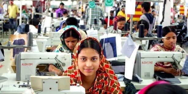 Bangladesh, garment factory, unions, Solidarity Center