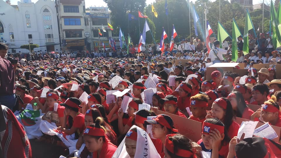 Burma, Myanmar, labor law, Solidarity Center