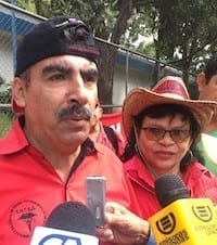 Guatemala, union leaders threatened, Solidarity Center