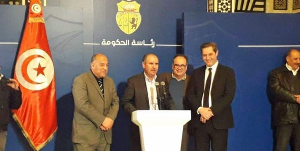 Tunisia, UGTT, Solidarity Center, public employees, wage agreement