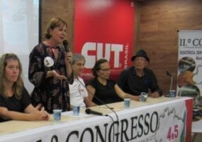 Solidarity Center, Brazil, CNTRV, women's rights, trade union