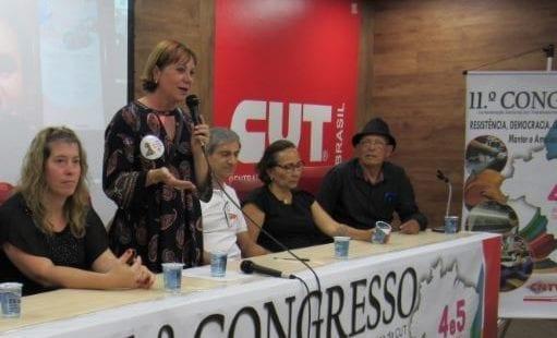 Solidarity Center, Brazil, CNTRV, women's rights, trade union