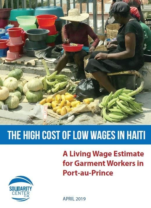 The High Cost of Low Wages in Haiti (2019)