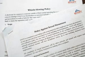 Sri Lanka, sexual harassment policy, worker rights, gender-based violence at work, Solidarity Center