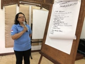 Indonesia, unions, gender-based violence at work, Solidarity Center