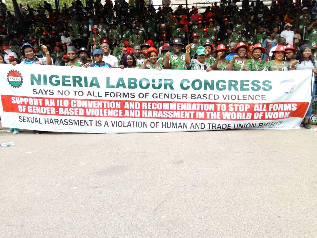 Nigeria, May Day 2019, Solidarity Center