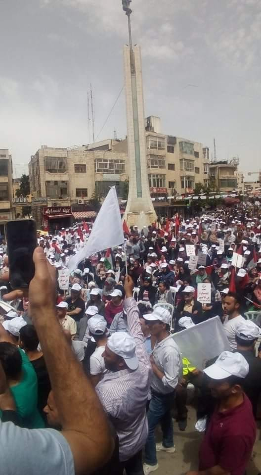 Palestine, May Day 2019, Solidarity Center
