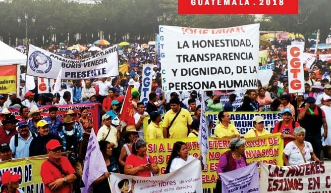 Report: Unionists Face Death, Attacks in Central America