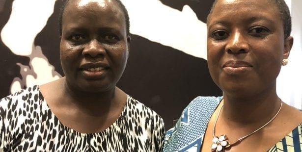 Rose Omamo, Kenya, Libakiso Matlho, Lesotho, Solidarity Center