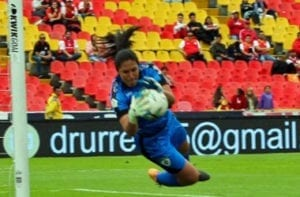 Colombia, women's soccer, Vanessa Cordoba, Solidarity Center, gender discrimination