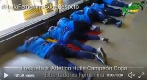 Colombia, soccer, gender discrimination, Solidarity Center