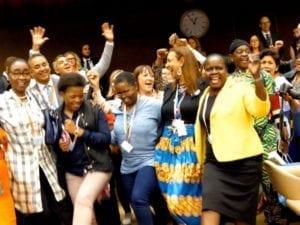 gender equality, gender-based violence, ILO, Convention 190, Solidarity Center