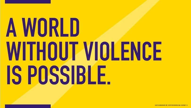 16 Days of Activism Starts TODAY!