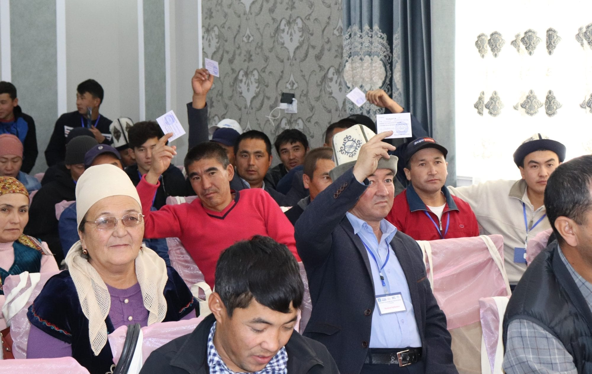 A First of Its Kind: Kyrgyz Migrant Workers' Union