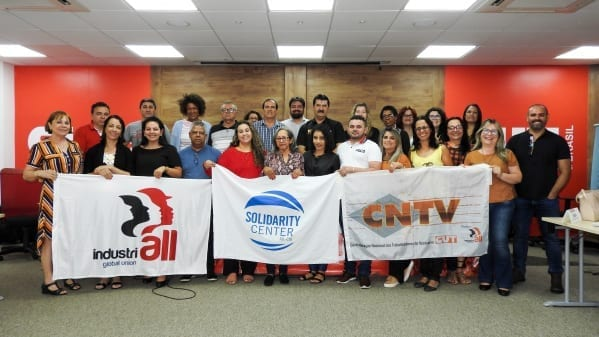 Brazil, gender-based violence in garment industry, unions, Solidarity Center