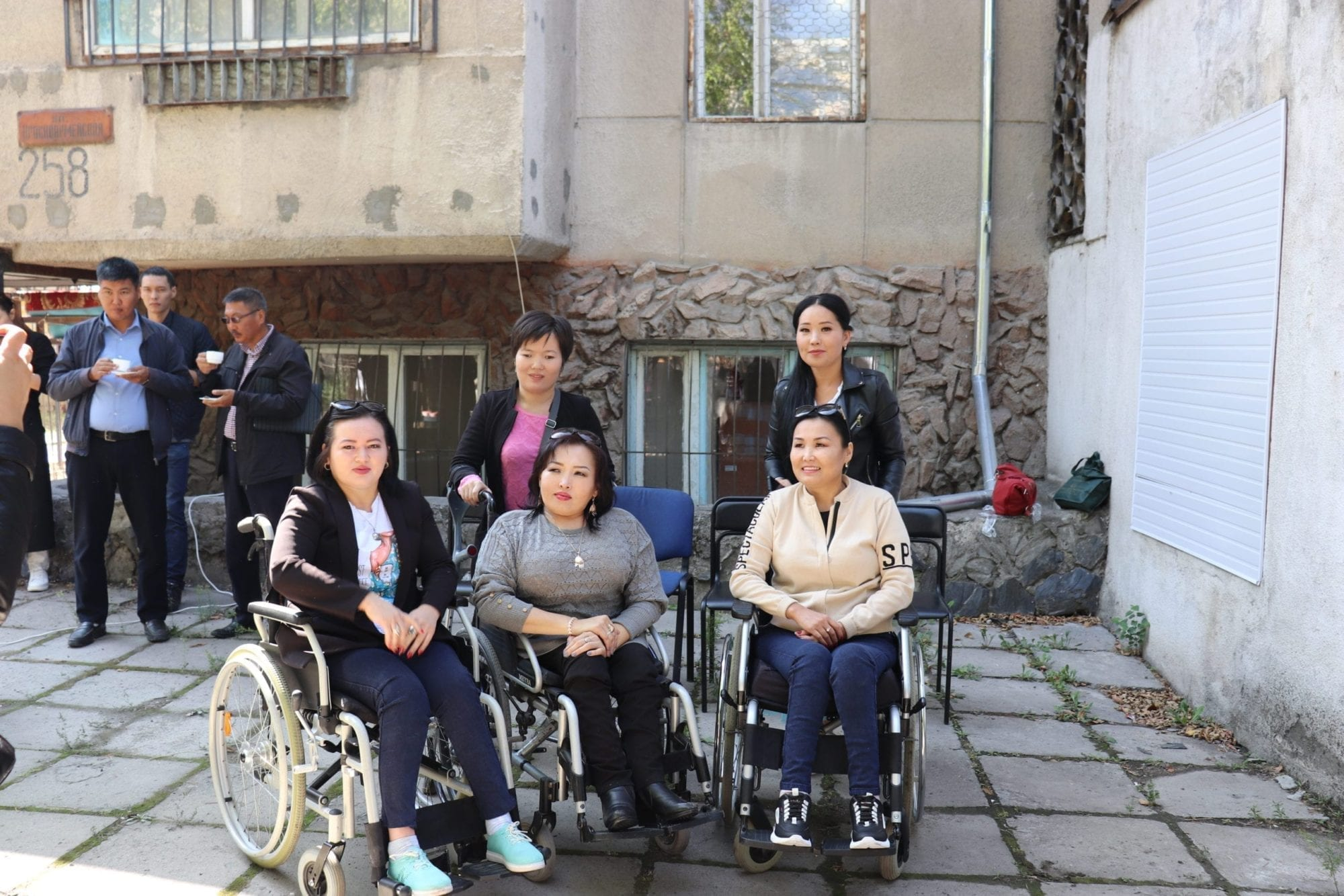 Solidarity Center, Kyrgyzstan, worker rights, disability