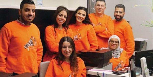 Palestine, Orange the World, 16 Days of Activism Against Gender-Based Violence at work, Solidarity Center